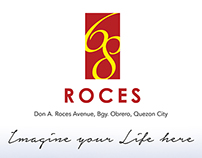 68Roces - Pull Up Banner