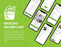 XLGrocery | On Demand Grocery Delivery App