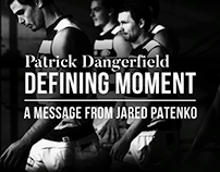 Patrick Dangerfield Defining Moment - Facebook video