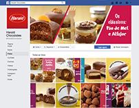 Identidade Visual para Facebook - Harald