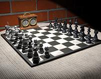 Chess Battle.