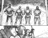 FEARLESS FUTURE ANTHOLOGY COMIC: ROTH