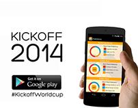 Kickoff App Promo