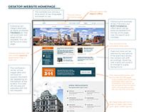 City of Providence Website