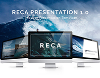 Reca Business Presentation Slides