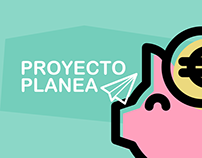 Proyecto Planea - Plataforma educativa