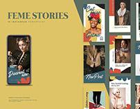 FEME STORIES