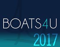 Boats4u.co - 2017 Website
