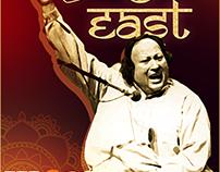BBC Radio Golden voices of East | Typography & Design