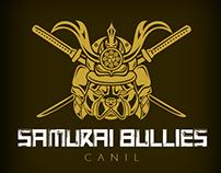 Samurai Bullies - Canil