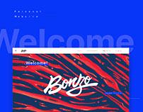 – Website / Portfolio / UX UI Concept