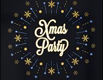 Xmas Party Poster