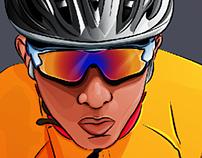 """The Cyclist """