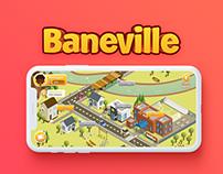 Baneville Game UX/UI