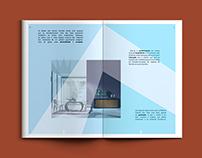 A4 Interiors & Furniture Brochure