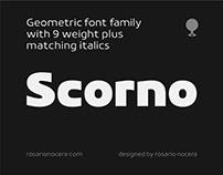 Scorno / Type family