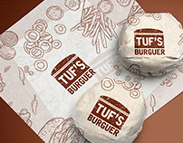 TUF'S Burgers • Brand Concept