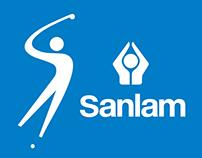 Sanlam Cancer Golf Challenge Animation