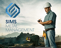 SIMS - Scrap Recycling Company Home page
