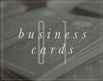 Business Cards #01