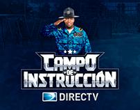 DirecTV / Campo de instrucción