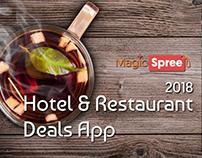 Hotel & Restaurant Deal App