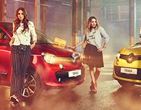 Renault Twingo Fashion Challenge
