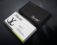 Make professional Business card.