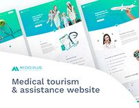 Medical assistance website