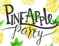 It's a Pineapple Party!