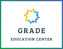 Сorporate identity for Grade Education Center