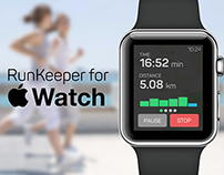 RunKeeper for Apple Watch