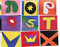 Matisse Alphabet