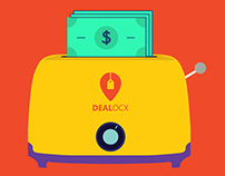 Marketing Poster for Dealocx