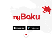 myBaku | City Guide App