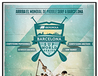 Iberdrola Barcelona SUP World Series