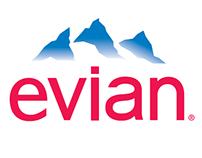 Copy-ad Evian