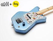 Paul Frank Loog Guitar Design