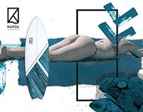 KANOA SURFBOARDS – Branding, Identity