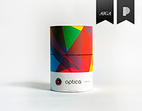 Optica : Package Design