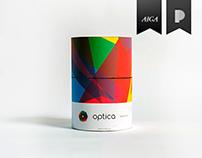 Optica : Package Design