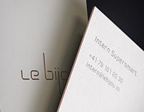 Le Bijou Branding CGI