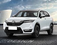Honda HR-V USA Version