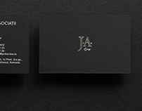 Law firm branding - Jantea&Asociates