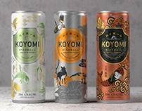 Koyomi 3d rendering
