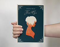 Jane Eyre Book Design
