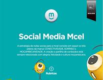 MCEL // Social Media Strategy