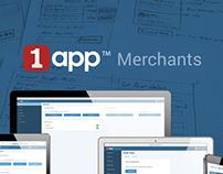 1app Merchant Admin