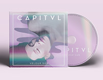 Design EP cover | Band CAPITVL
