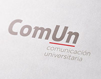 Comunicación Universitaria - Corporate Identity